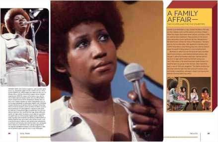 Soul Train Page Spread