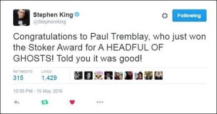 King Tweet